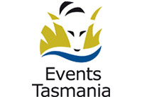 Events Tasmania logo