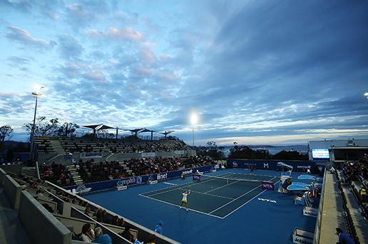 Moorilla Hobart International Semi-Finals