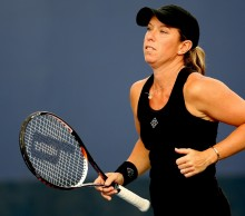 American veteran Lisa Raymond is one win away from her first Hobart International doubles title. Picture: Getty Images