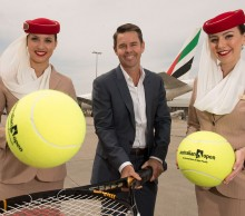 Todd Woodbridge, Emirates, flight attendant