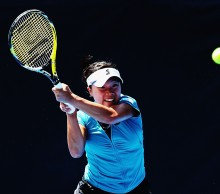 Kurimi Nara beat first-round opponent Klara Koukalova in their one previous encounter. Picture: Getty Images
