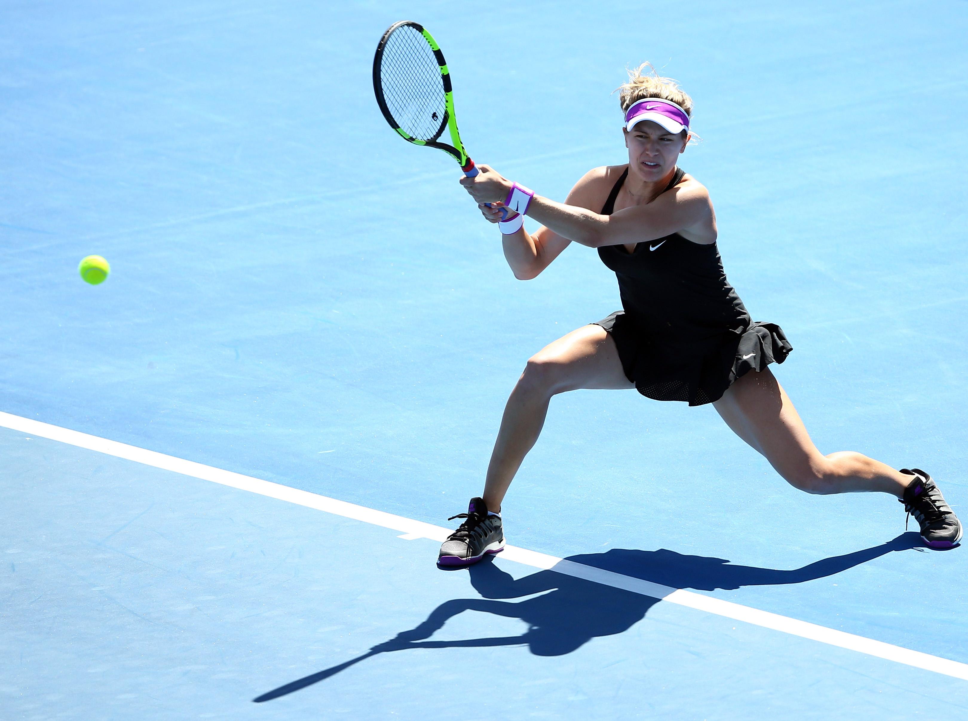 Singles Final Preview Cornet V Bouchard Hobart