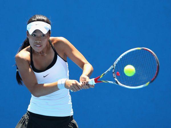 NEW MILESTONE: Aussie teen Lizette Cabrera is set to make her WTA main draw in Hobart; Getty Images