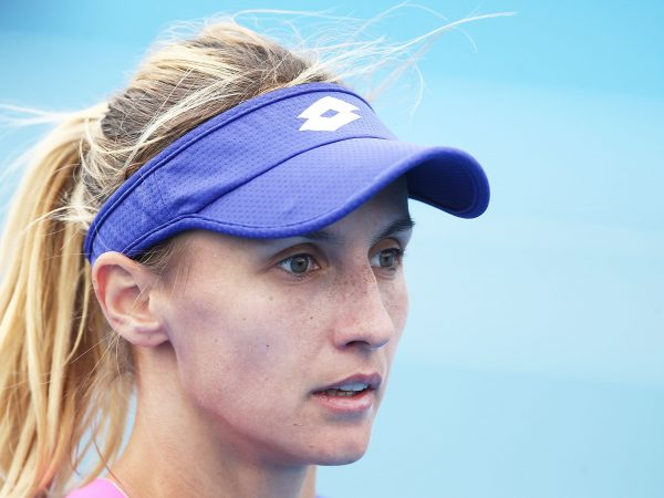 OUT: Lesia Tsurenko has withdrawn from today's semifinal with a viral illness; Getty Images